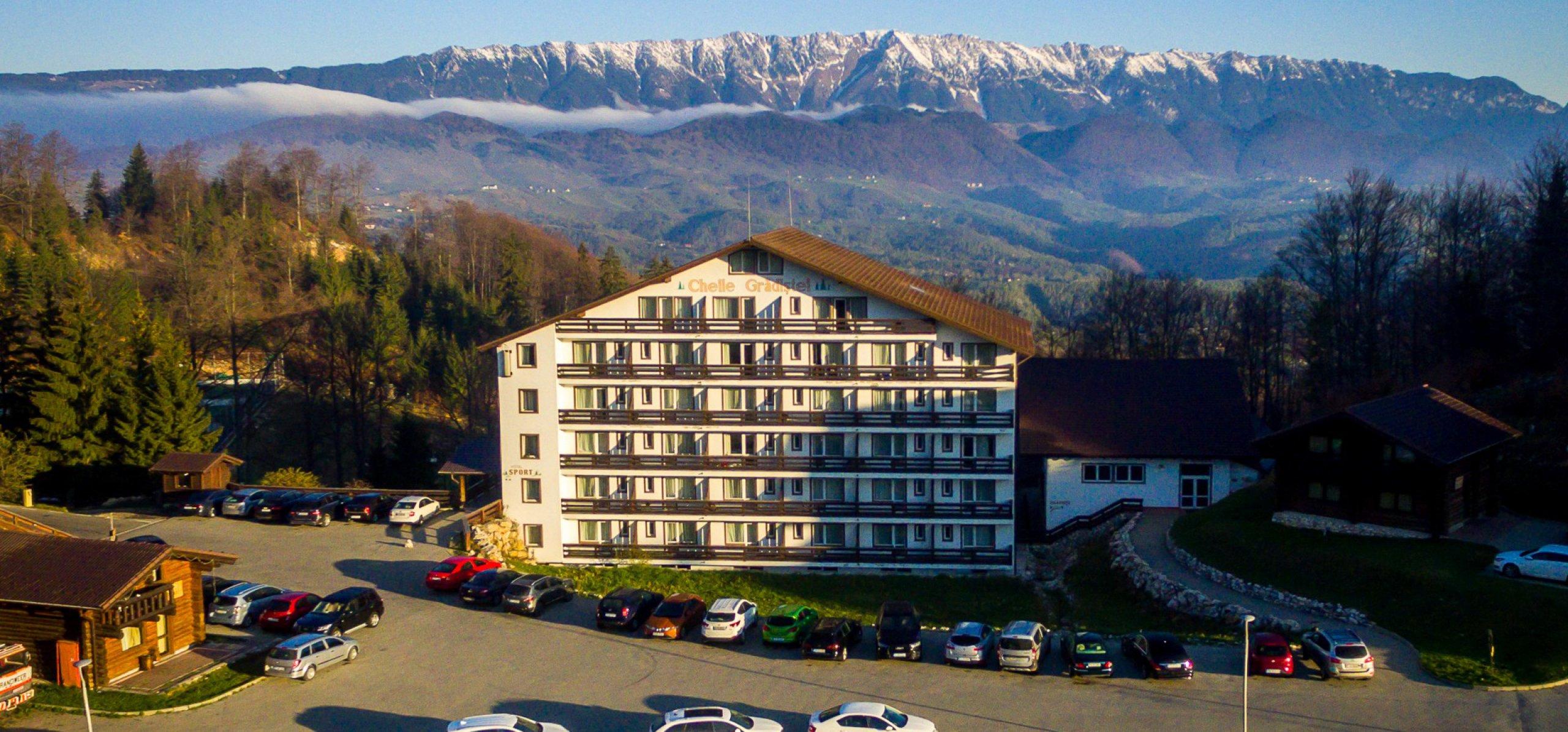 Cazare Hotel Sport Cheile Gradistei Fundata