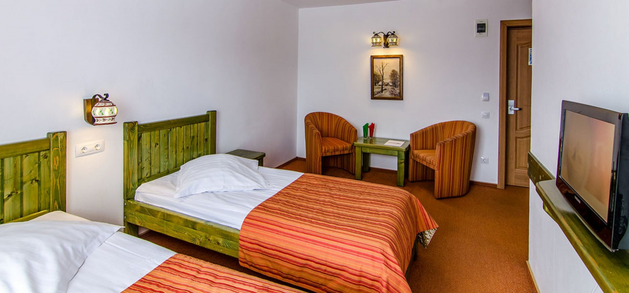 Camera Hotel Sport Cheile Gradistei Fundata