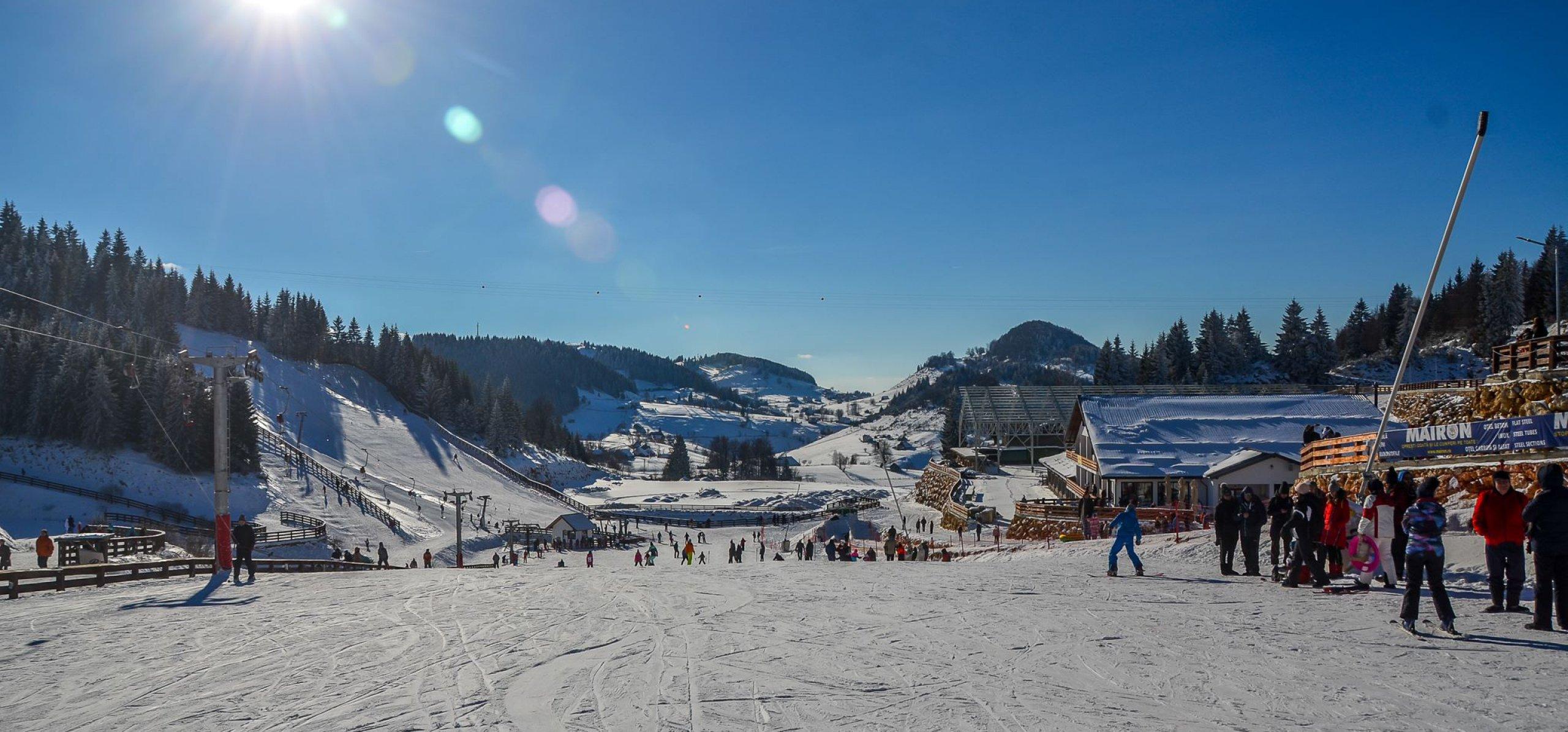 Parti ade Ski Fundata