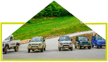 Excursie Off road 4x4