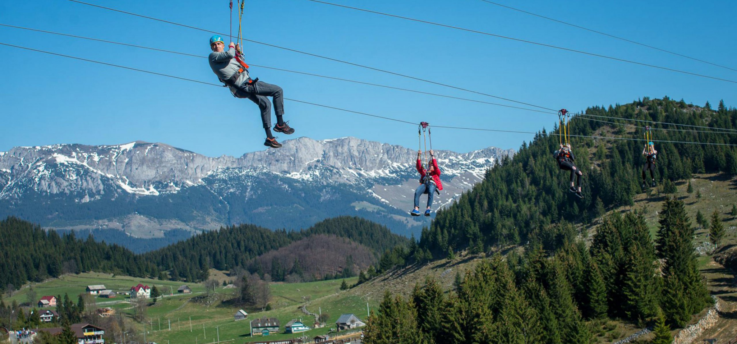 Tyrolean Cheile Gradistei Fundata