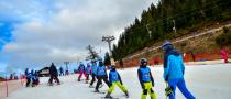 Tabara de ski <br>CHEILE GRADISTEI<br>