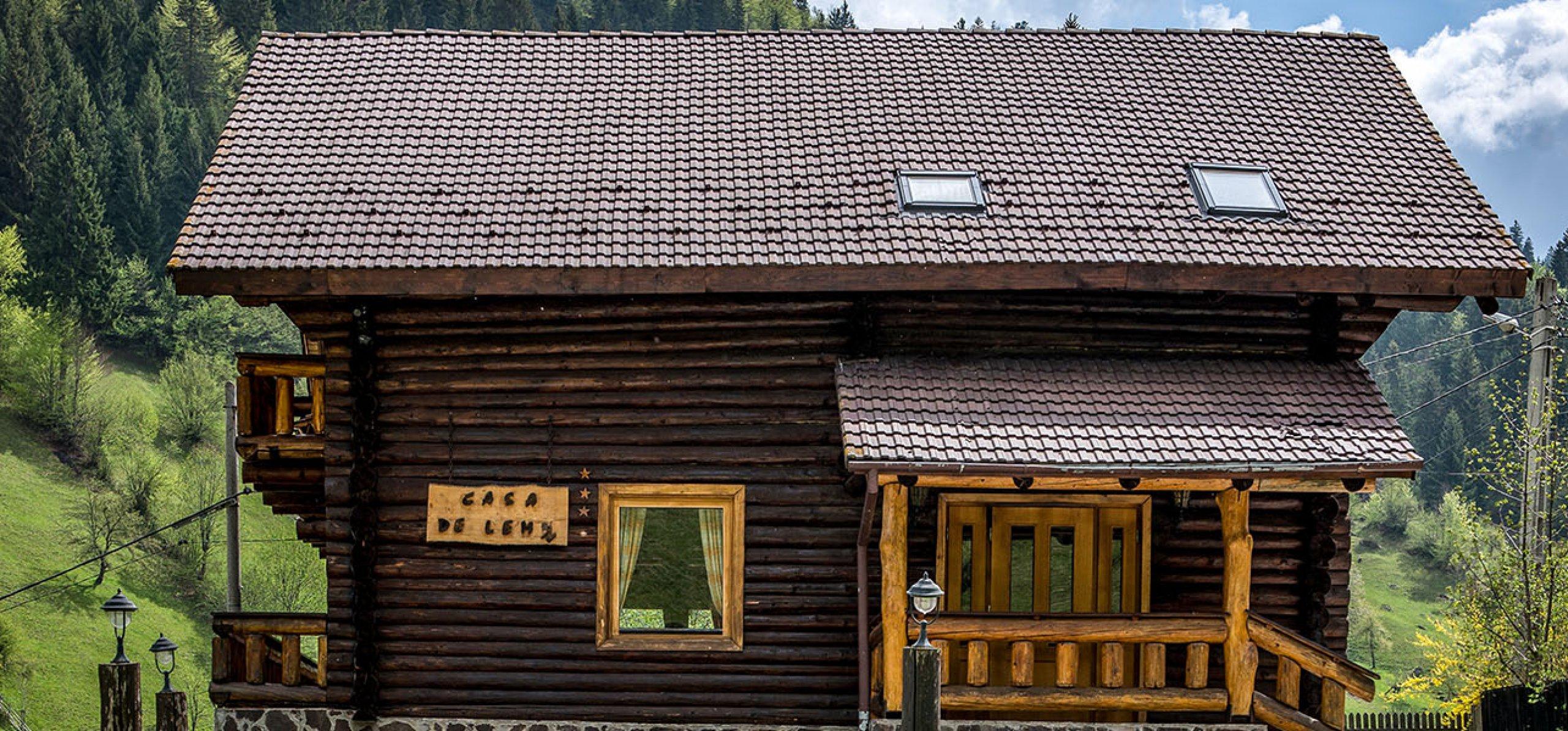 Vila de lemn g 2