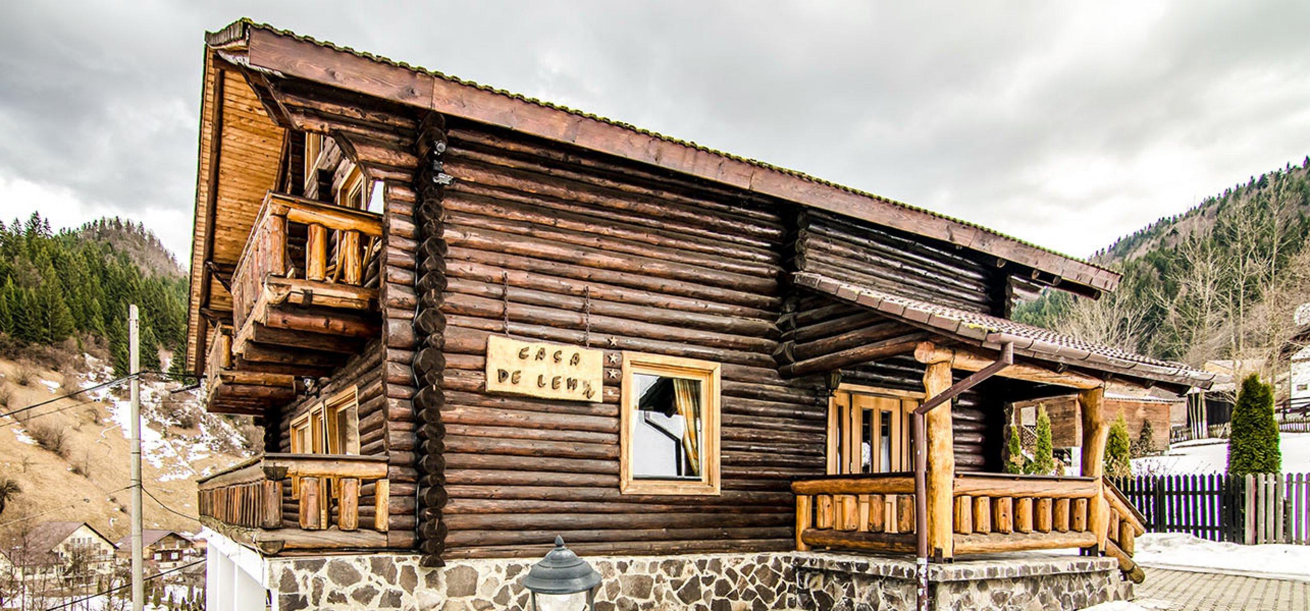 Vila de lemn g 1