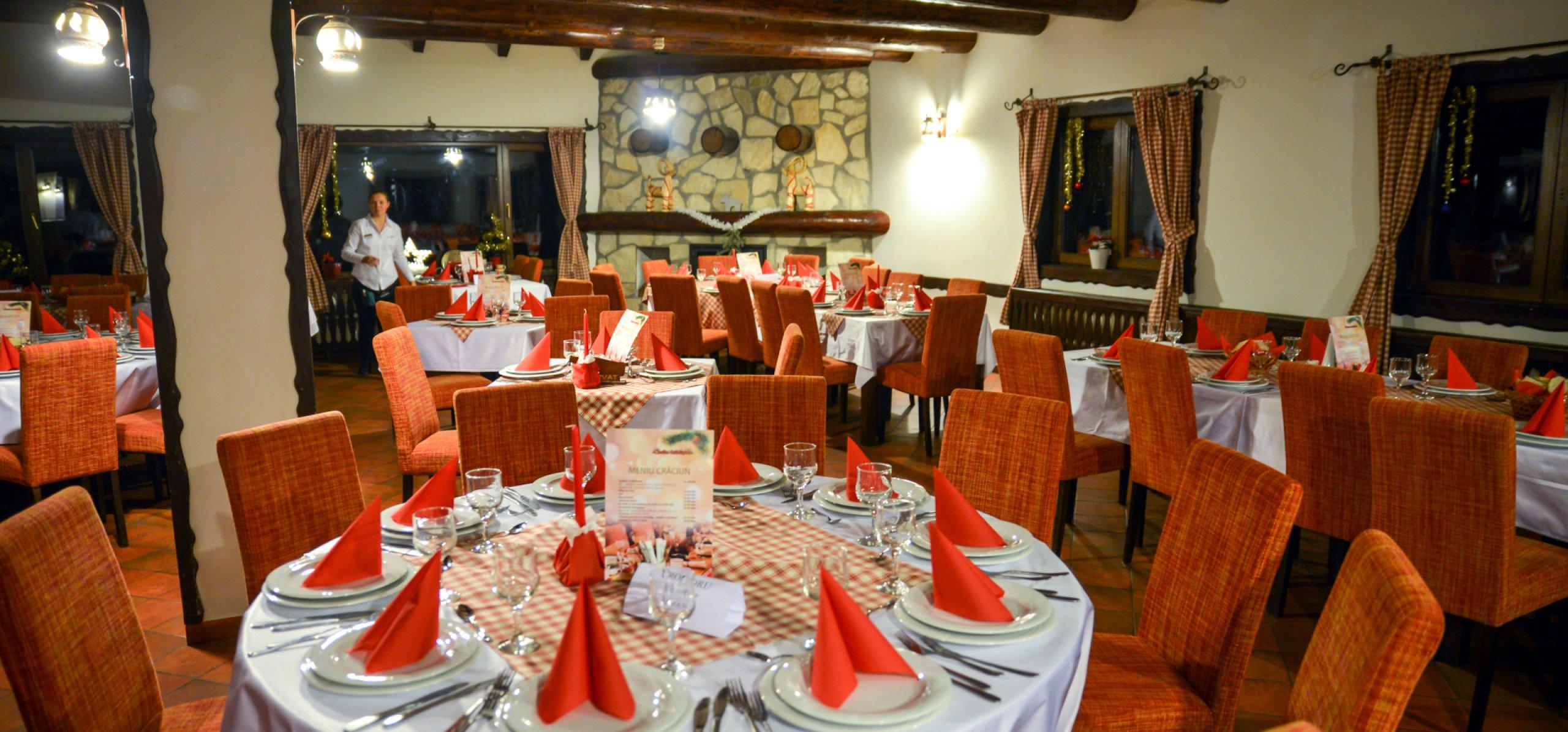 Interior Restaurant Fundata