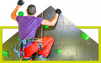Climbing (temporarily closed facility)