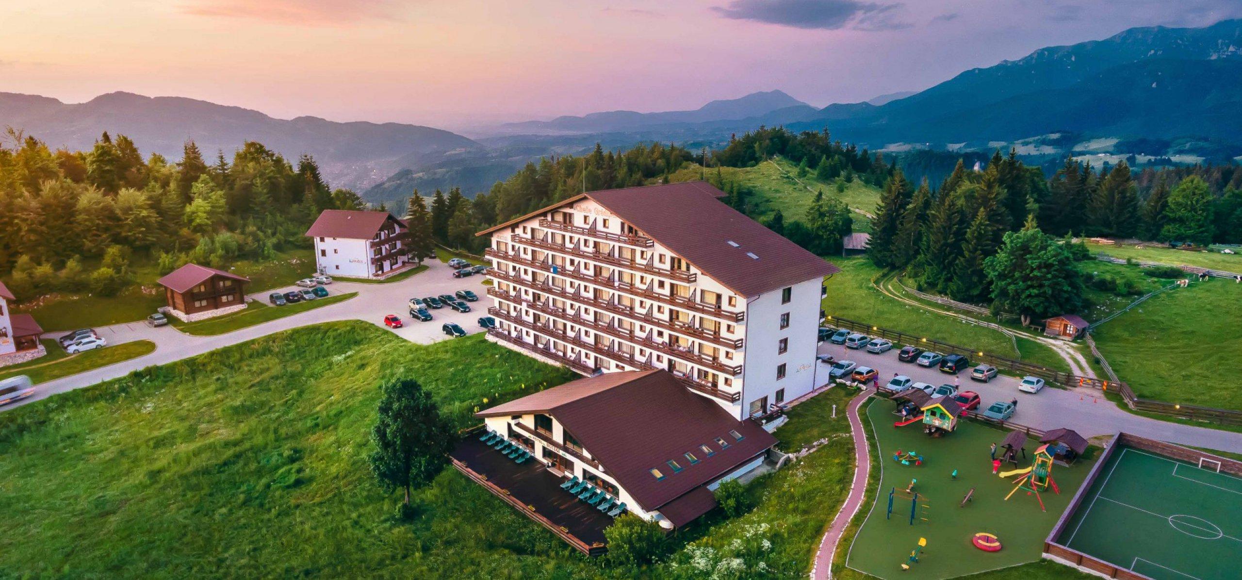 Hotel Bucegi g 0